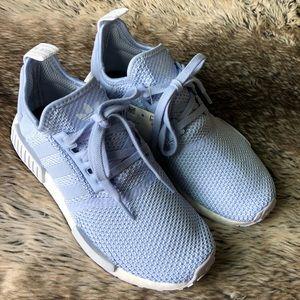 Adidas Nmd R Womens Shoes Aero Blue
